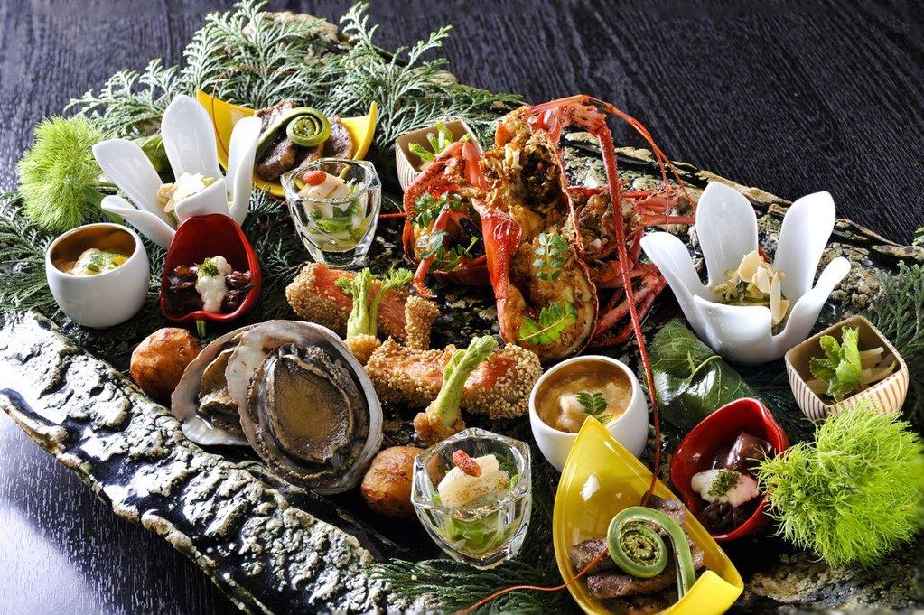 【一日限定3組】料理長こだわりの特別懐石