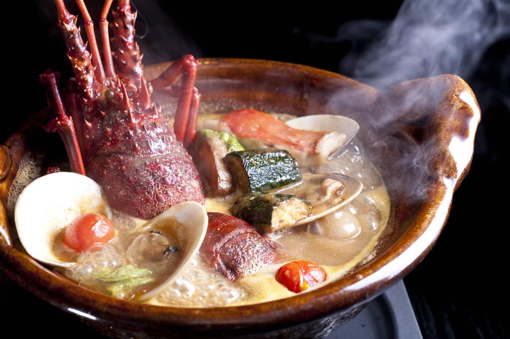 【海香鍋懐石プラン】食へのこだわり