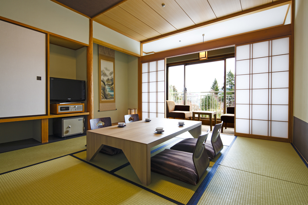 Japanese styled room