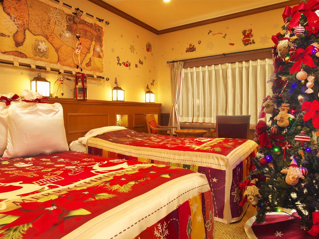 クリスマスルーム(イメージ)