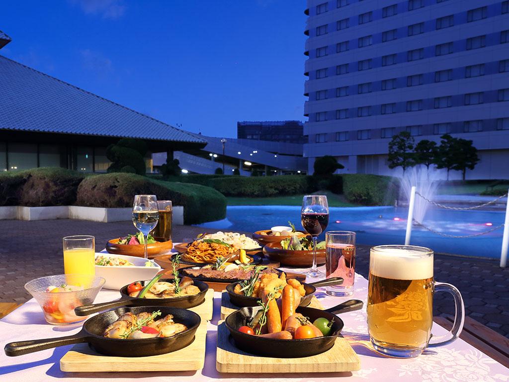 生ビールフェア開催(8月20日〜8月29日)