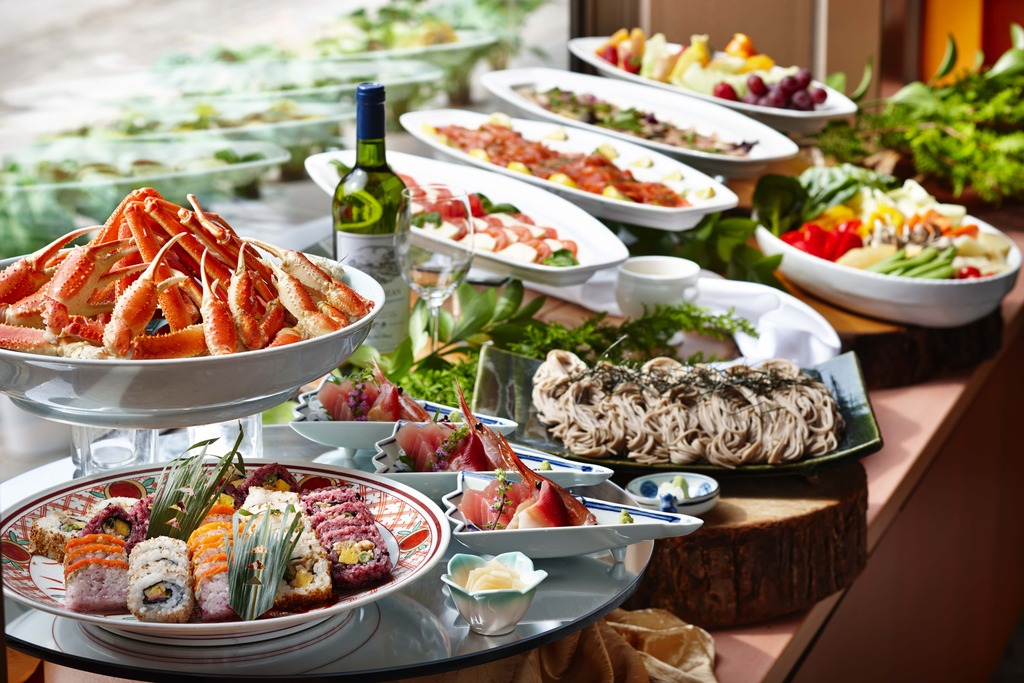 Dinner Buffet 「O's Dining」