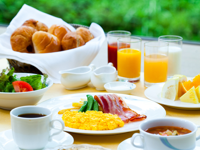 Breakfast 「O's Dining」