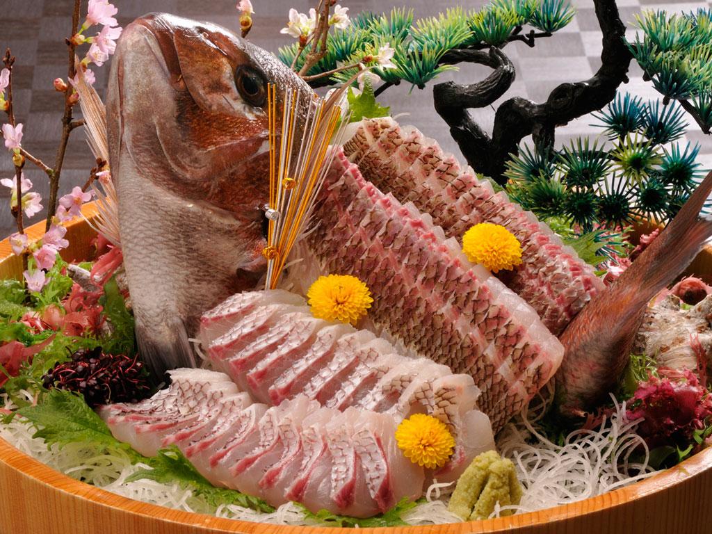 めでたいお祝いにはやっぱり鯛!
