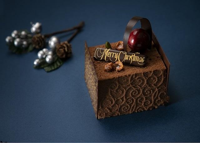 クリスマス限定オリジナルミニケーキ