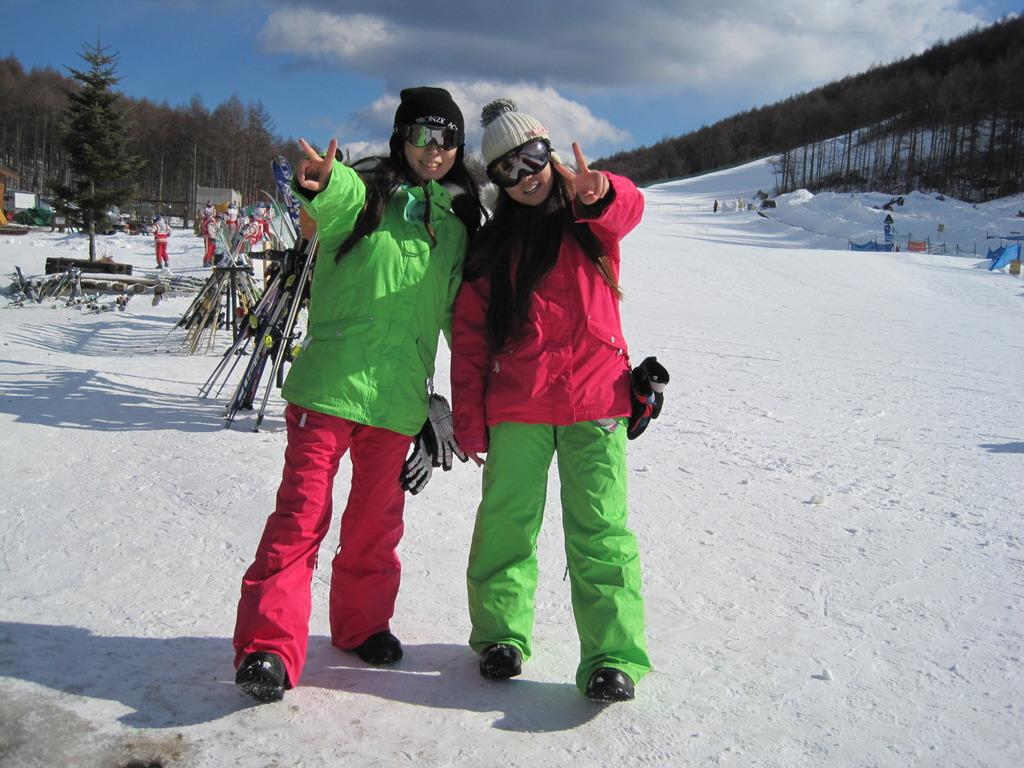 みんなでわいわいスキー旅行!学生プラン