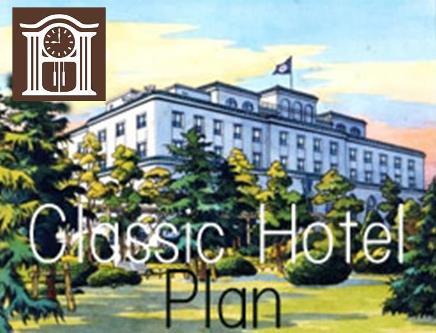 Classic Hotel Plan ロゴ