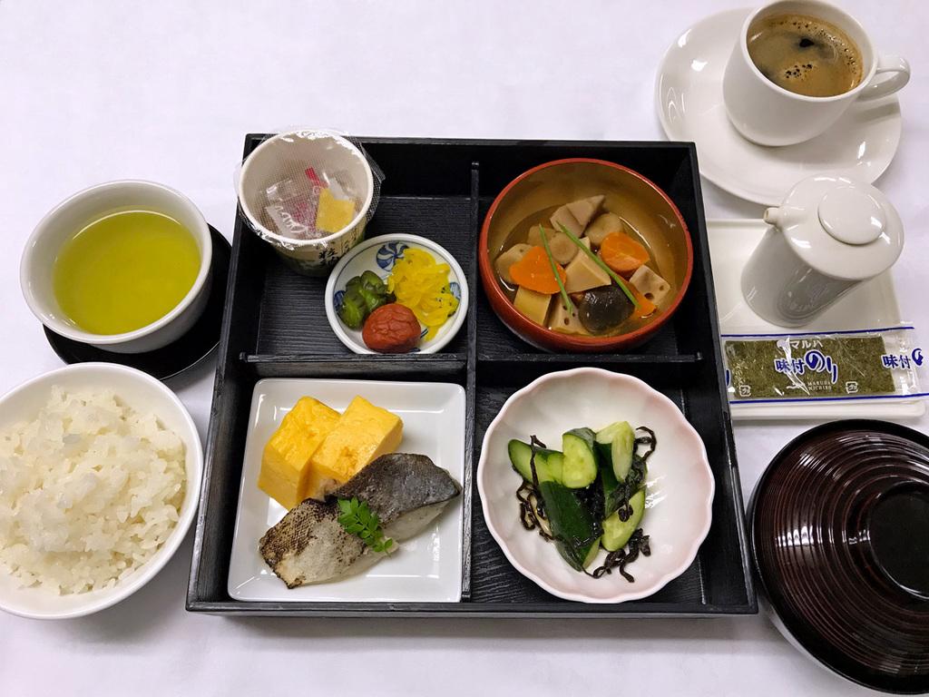 ご朝食(和食)イメージ