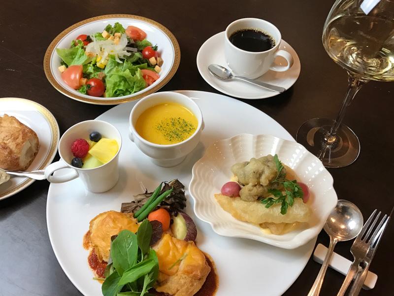洋食デイナー(※イメージ)