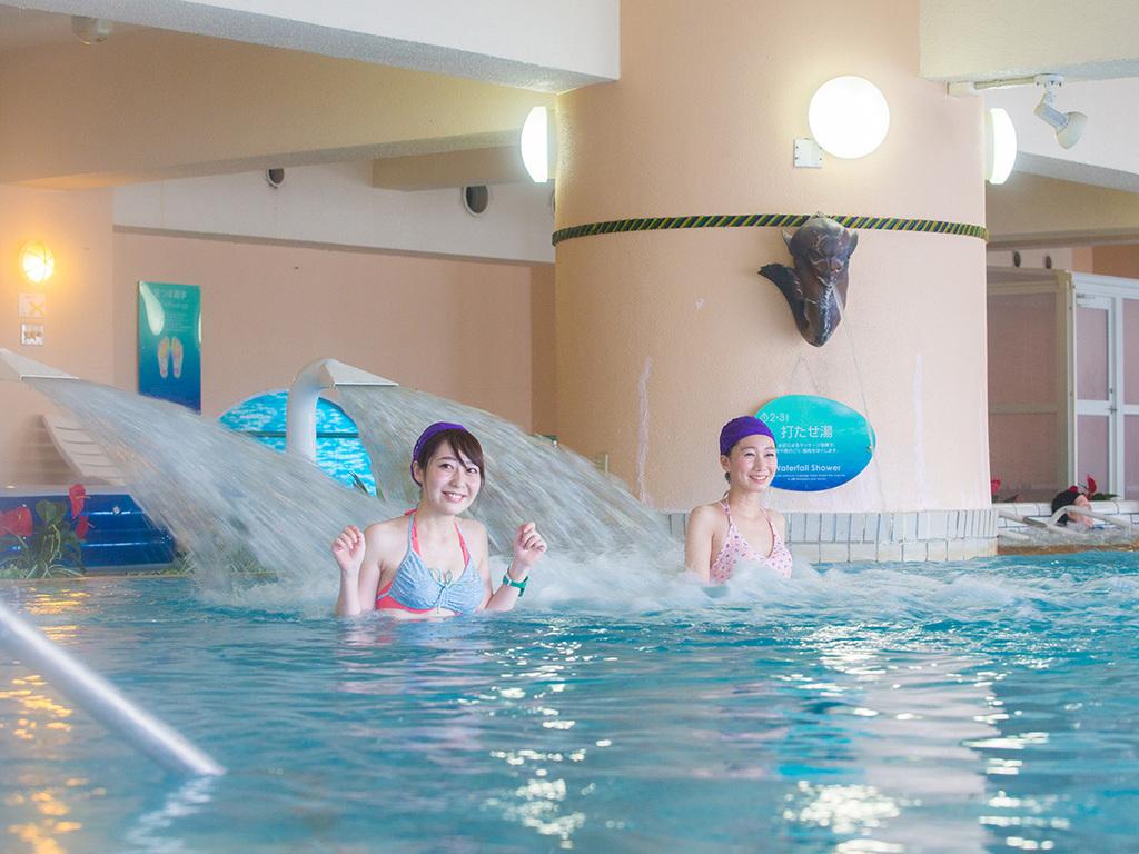 卒業記念に、一生の思い出になる楽しいご旅行を!!(25m温水プールも完備)