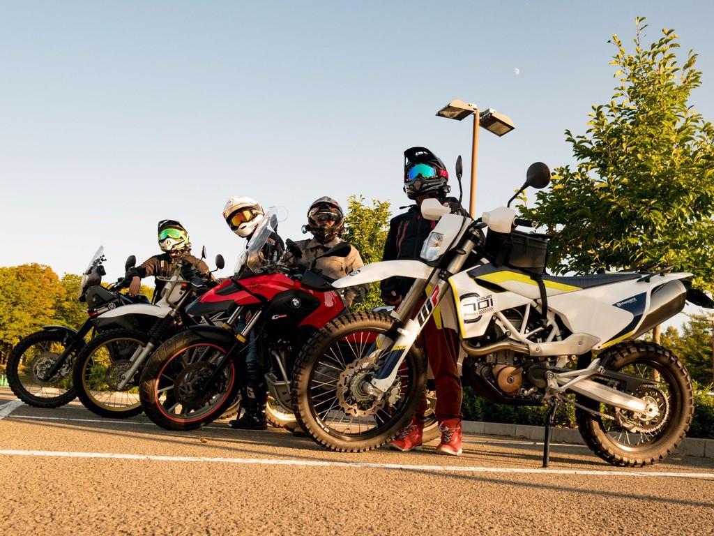「紅葉とバイクと温泉を」秋の上州バイク旅!