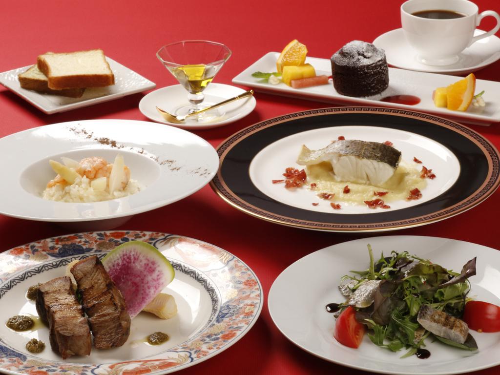 イタリアンコース料理イメージ