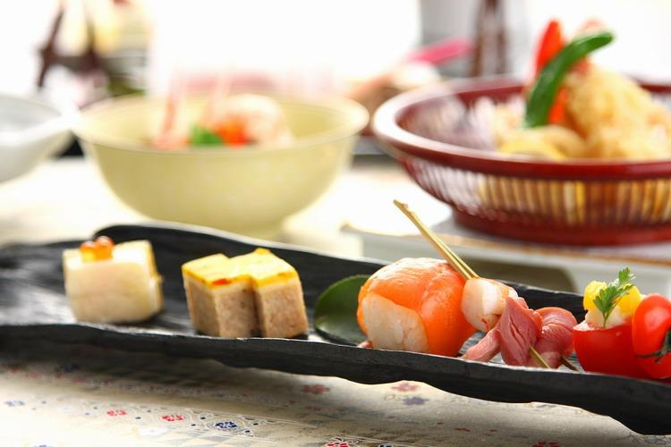 懐石料理一例