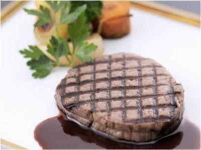 くりこま漢方和牛ステーキ
