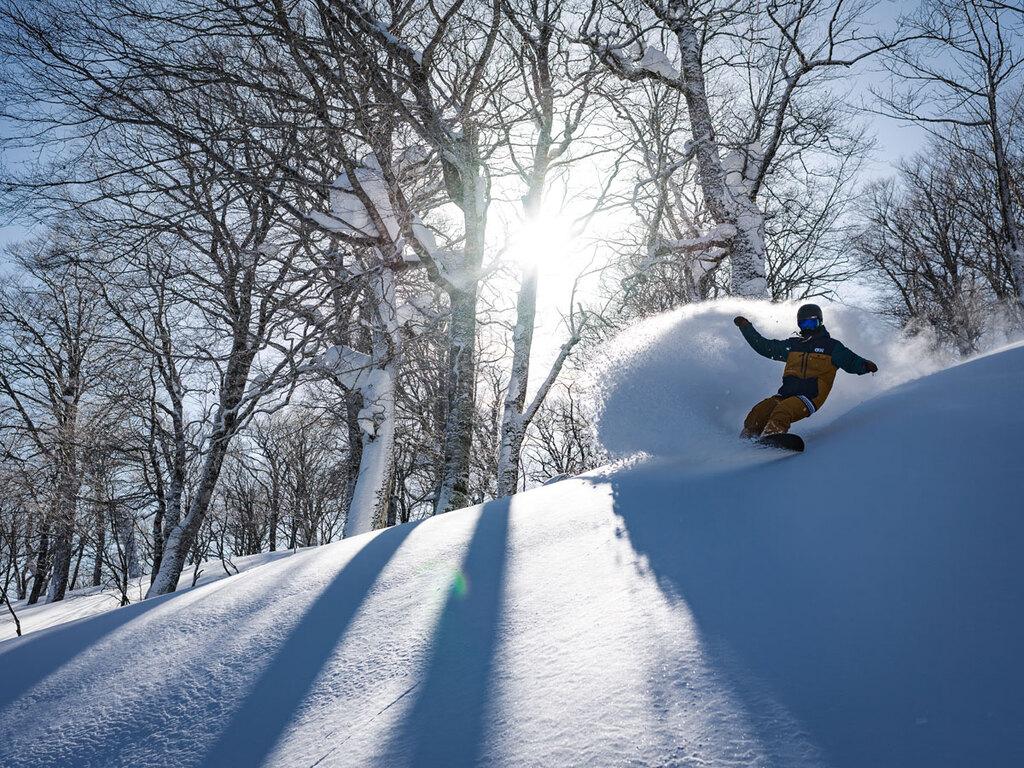 <スキーパックプラン特典>夏油高原スキー場リフト券付!
