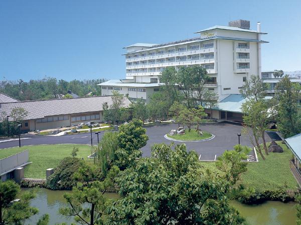 ■ホテルナガシマ■<BR>全室洋室で、老若男女問わず人気のあるホテルです