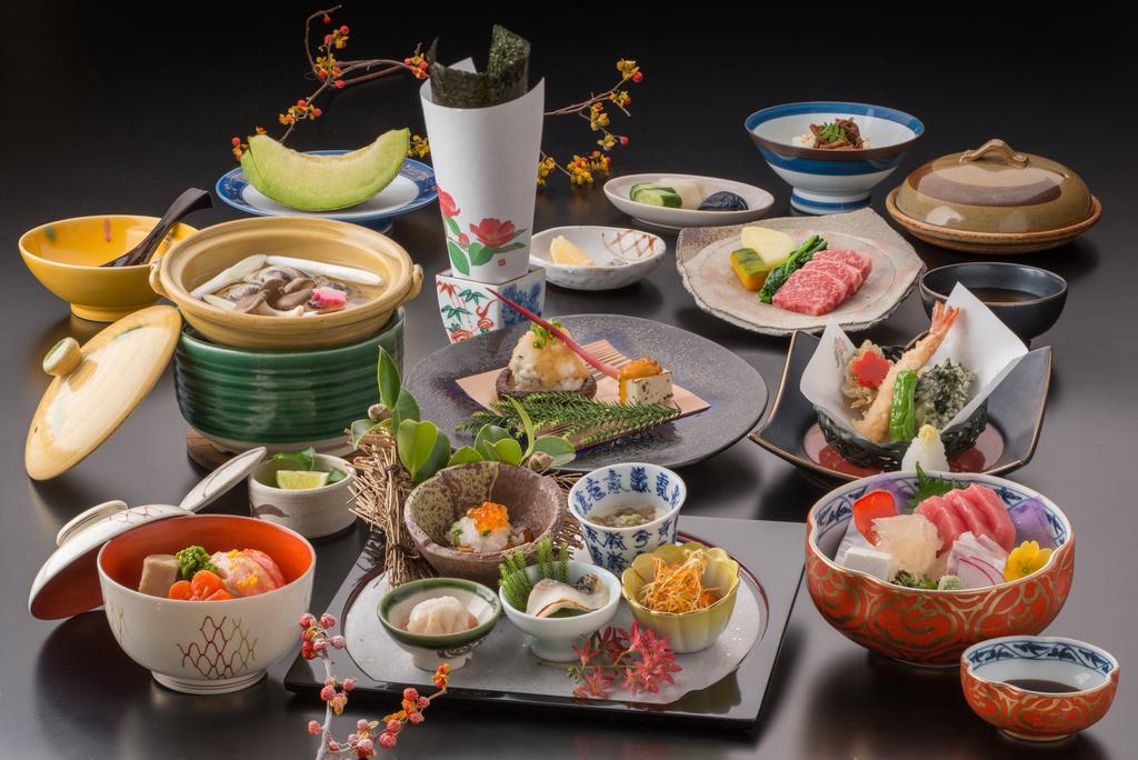 ■ホテル花水木本館宴会料理■<BR>料理写真は、過去の同プランのものとなります。