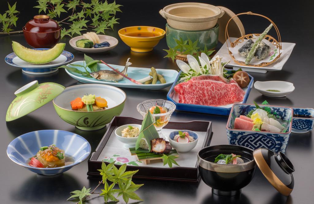 ■花水木別館宴会料理■<BR>料理写真は、過去の同プランのものとなります。