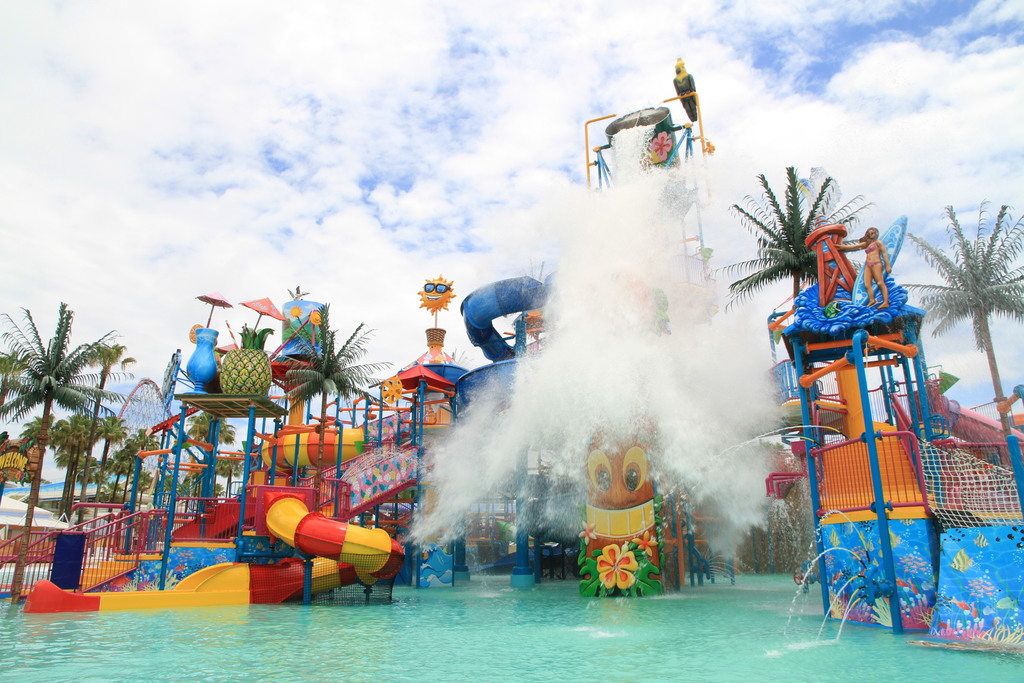 ■ジャパーン!■<BR>2016年ジャンボ海水プールに登場!