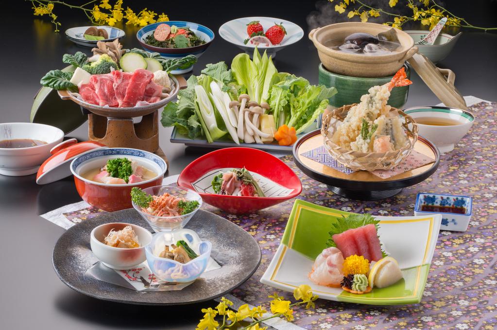 ■オリーブ宴会料理「れんげ」■<BR>料理写真は、過去の同プランのものとなります。