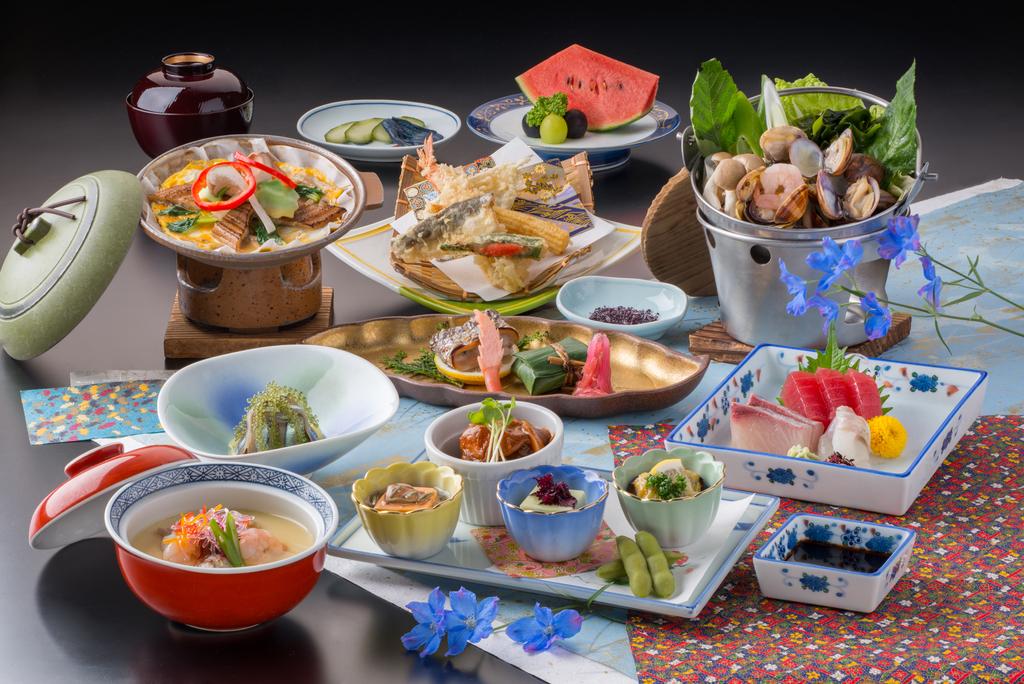 ■オリーブ宴会料理「あじさい」■<BR>料理写真は、過去の同プランのものとなります。