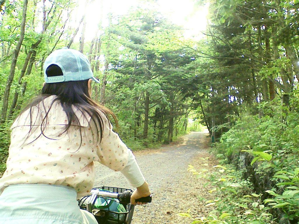 軽井沢の大自然でサイクリングをお楽しみください