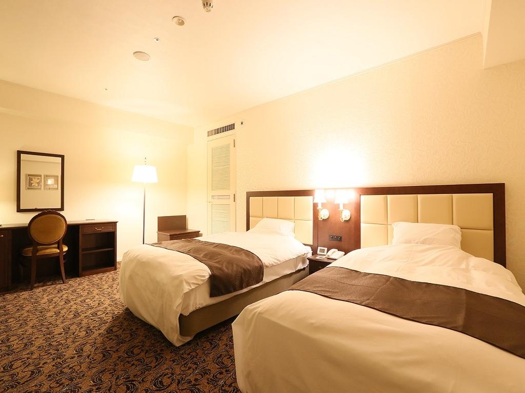 【深谷駅前で一番新しいホテル あなたのステータスアップに!!】