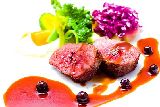 メインは肉か魚どちらか1品となります。※写真はイメージです
