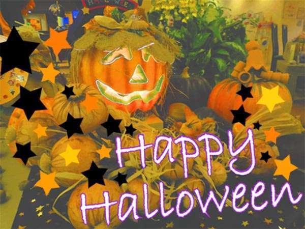 秋の収穫祭!わくわくハロウィン★