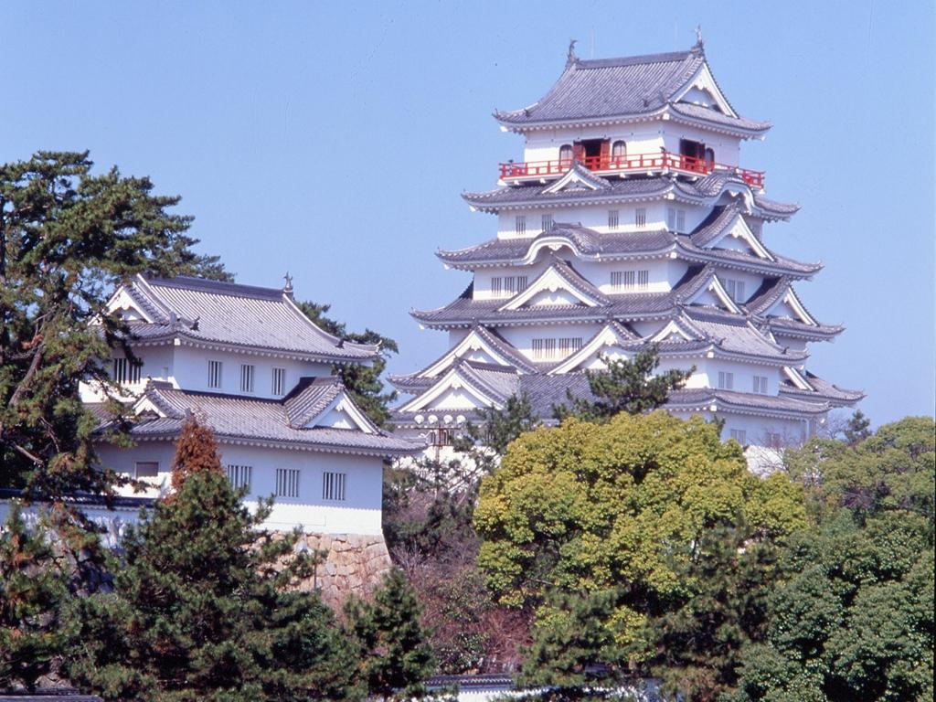 福山の顔 福山城