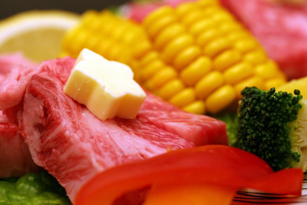 国産黒毛和牛ステーキプラン