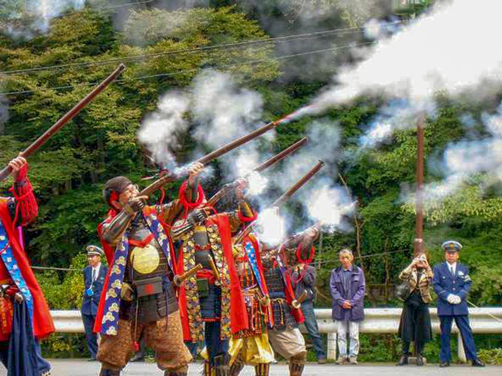 11月3日(祝)箱根大名行列