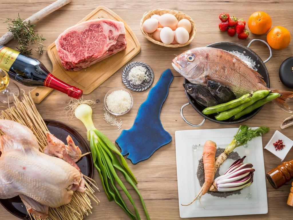 生産者さんより直接届く淡路島や兵庫県産食材