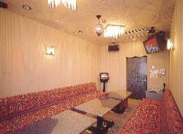 お部屋にカラオケルームが付いている!