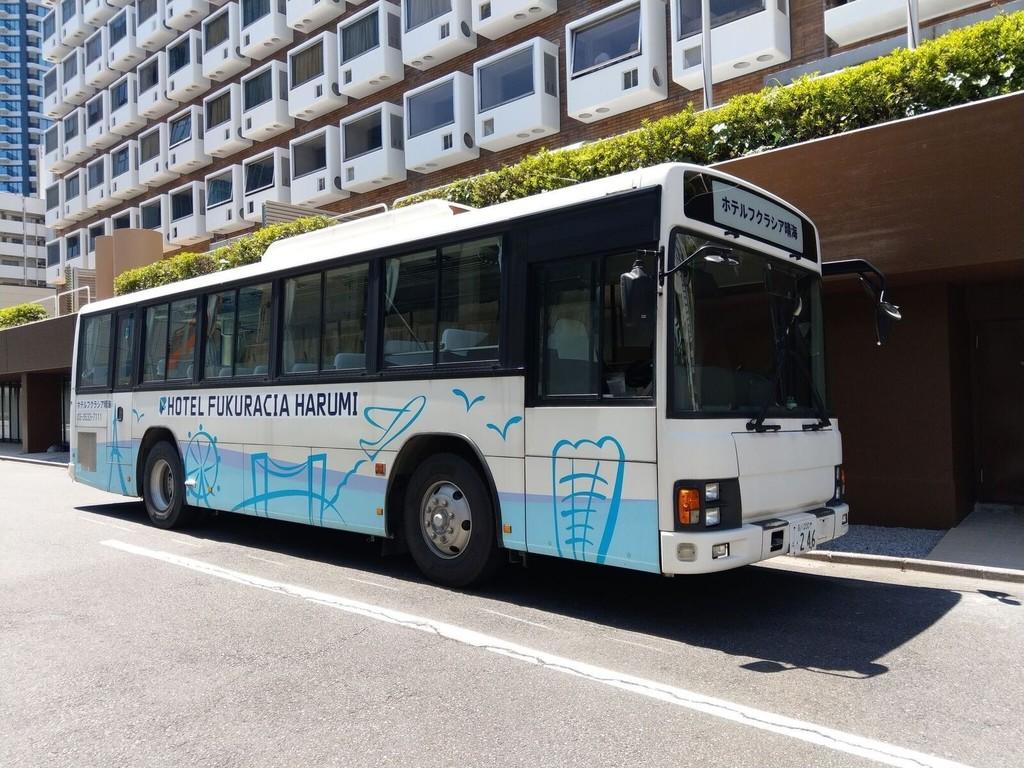 【期間限定】ホテル→舞浜駅バス送迎付プラン
