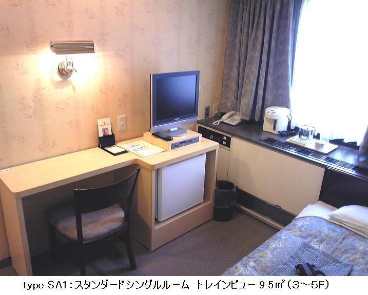 シングルルーム(SA1)