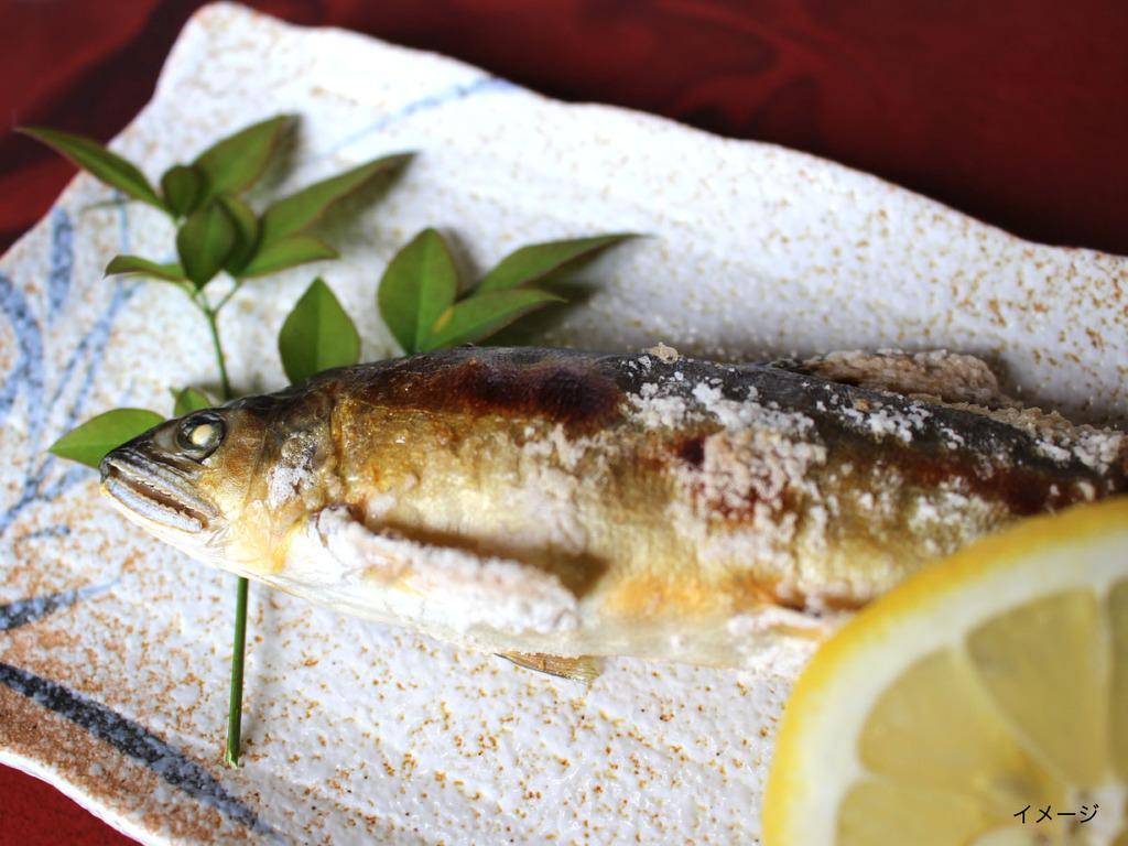 天下一品と言われる庄川の鮎をぜひご賞味下さい※写真イメージ