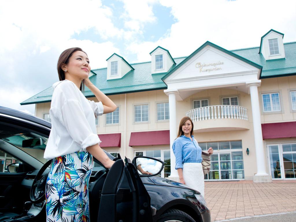 城端S.A隣接で、ビジネスやハイウェイでの旅の拠点に便利です