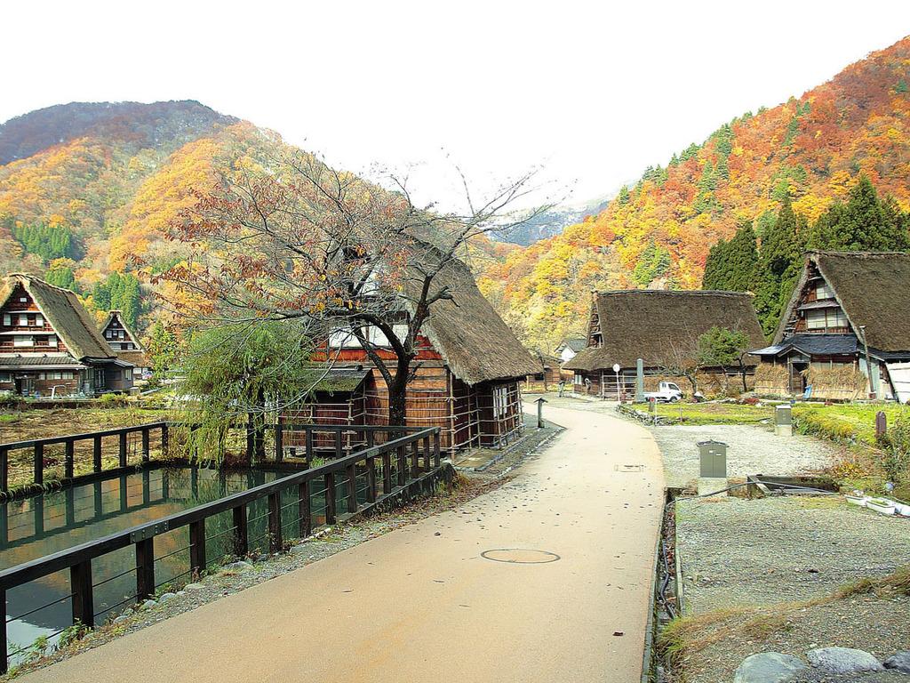 世界遺産合掌造り集落 五箇山/菅村