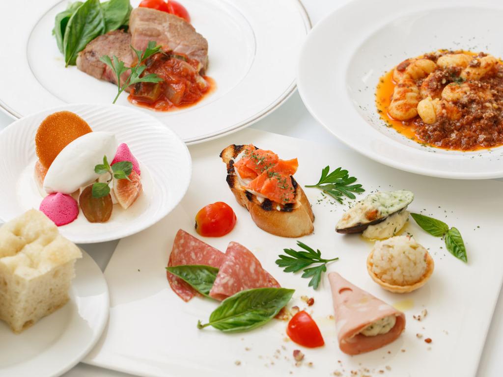 となみ野でつくるイタリア料理