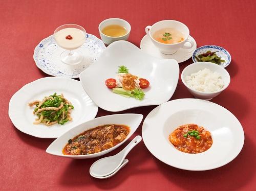 35周年記念特別ディナー 中華料理