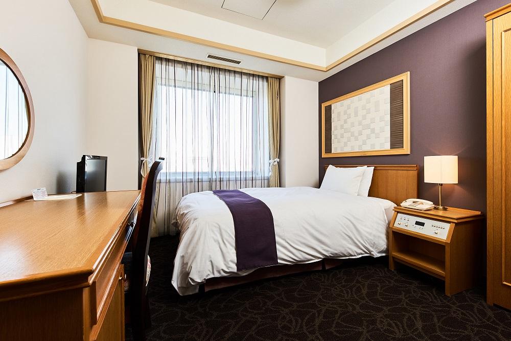 スタンダードシングル【約12�u】お部屋により内装が異なります。