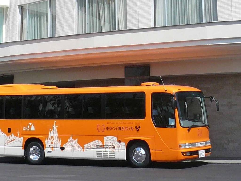 バス(イメージ)