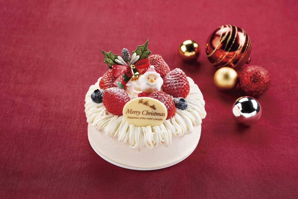 クリスマスケーキ(イメージ)
