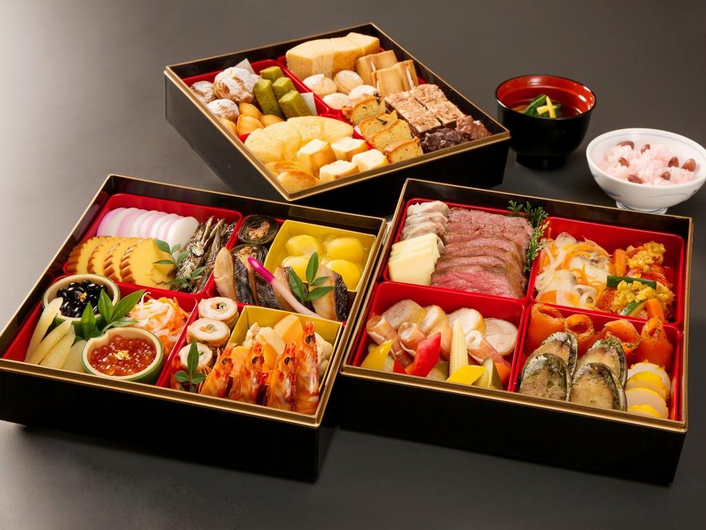 おせち朝食(イメージ)