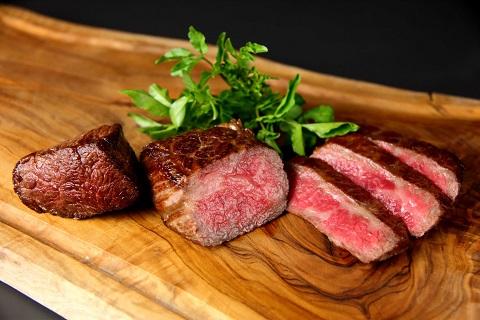 和牛3種食べ比べ(イメージ)