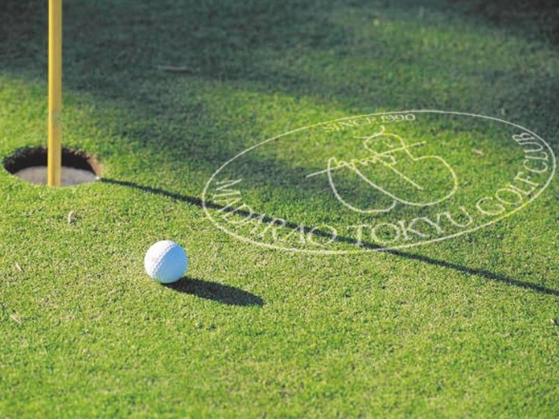 ホテル目の前のゴルフ場【斑尾東急ゴルフクラブ】