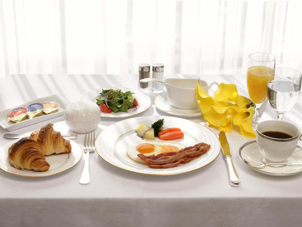 ルームサービス朝食 イメージ