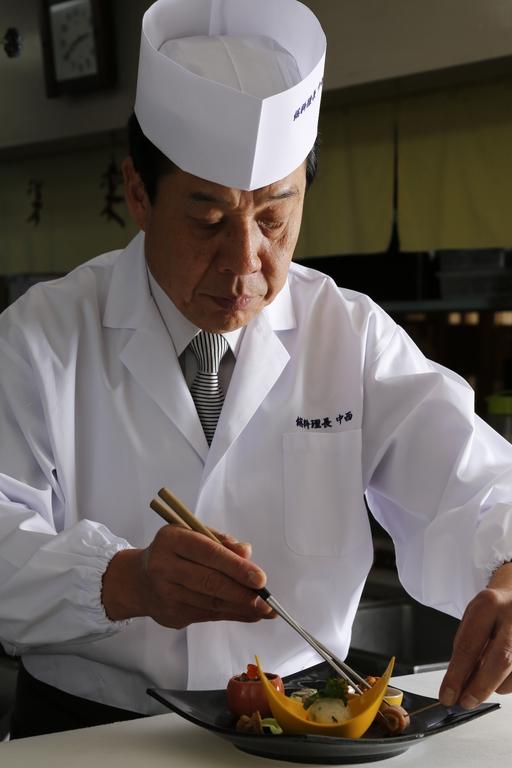 中西総料理長★調理師人生45周年