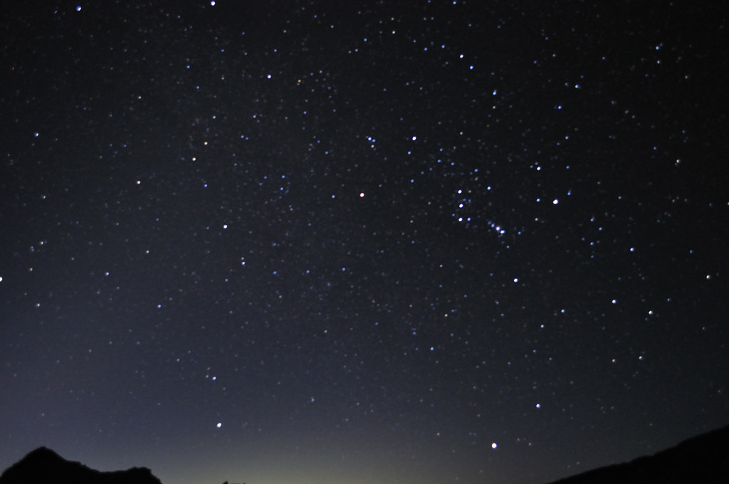 星空※イメージ